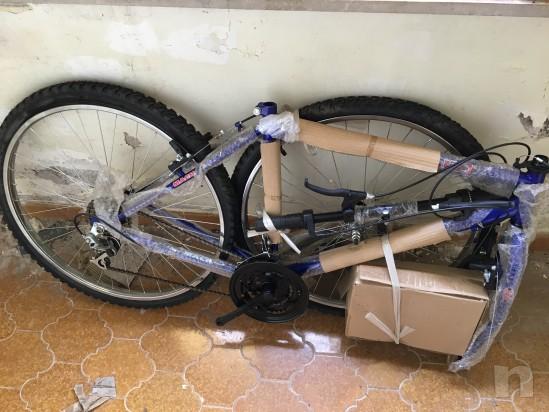 Vendo bicicletta ancora imballata foto-12326