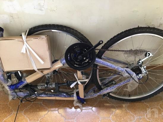 Vendo bicicletta ancora imballata foto-6908