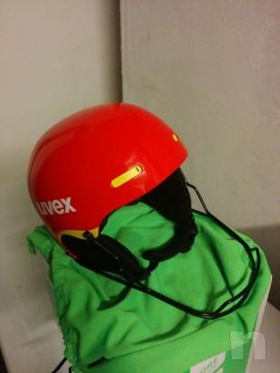Casco sci slalom UVEX Hlmt 5 Race XS-S (52-55cm) foto-702