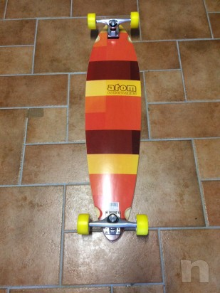 "Longskate Pintail Atom 39"" foto-7111"