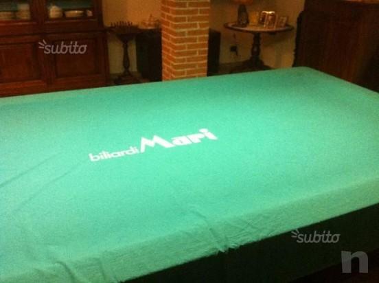 Tavolo da Biliardo mari professionale usato foto-7112