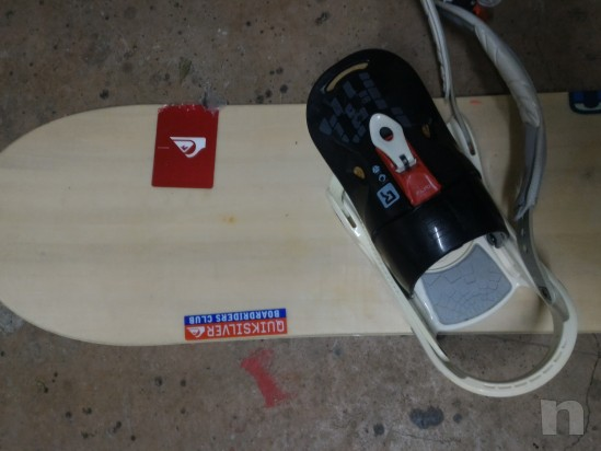 Tavola snowboard burton charger  foto-12773