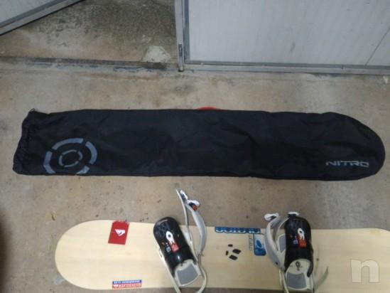 Tavola snowboard burton charger  foto-7124