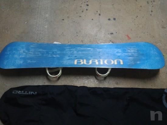 Tavola snowboard burton charger  foto-12771