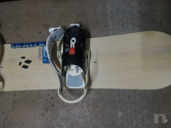 Tavola snowboard burton charger  foto-12772