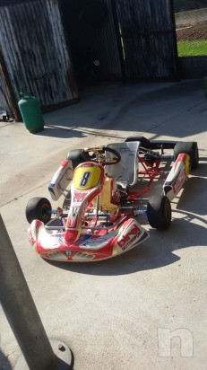 Go kart 125 cc junior monomarcia  foto-12781