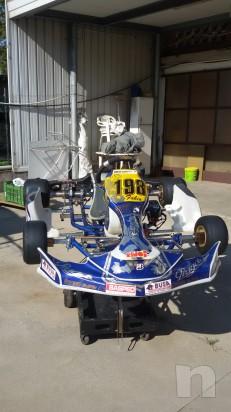 Go kart 125 cc junior monomarcia  foto-7135