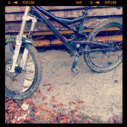 commencal supreme DH foto-13097