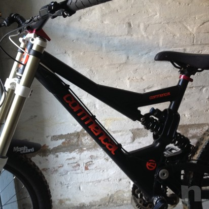 commencal supreme DH foto-13094