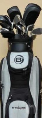 Kit nuovo e completo da golf marca b-square foto-13099