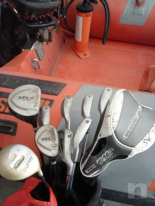 Mazze e sacca da golf foto-13141
