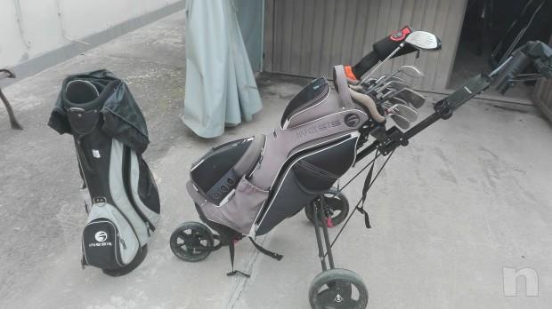 Set completo da golf + regalo foto-7304