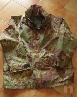 Giacca militare in Goretex foto-7439
