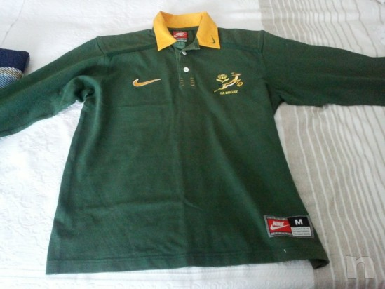 "Maglia Rugby South Africa ""Springboks"" foto-7495"