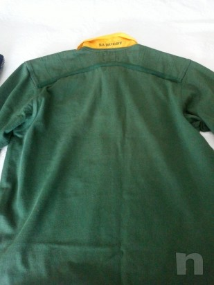 "Maglia Rugby South Africa ""Springboks"" foto-13478"