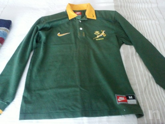 "Maglia Rugby South Africa ""Springboks"" foto-13477"