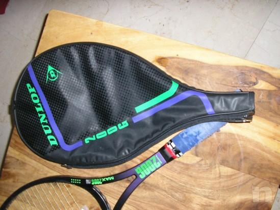 Racchetta Dunlop Max 200G Pro foto-956