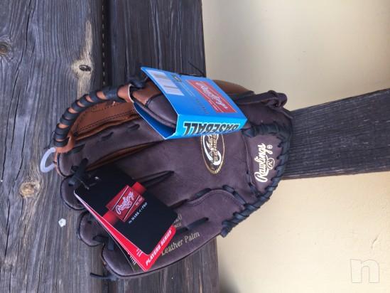 Guantone da Baseball mancino Rawlings foto-13516
