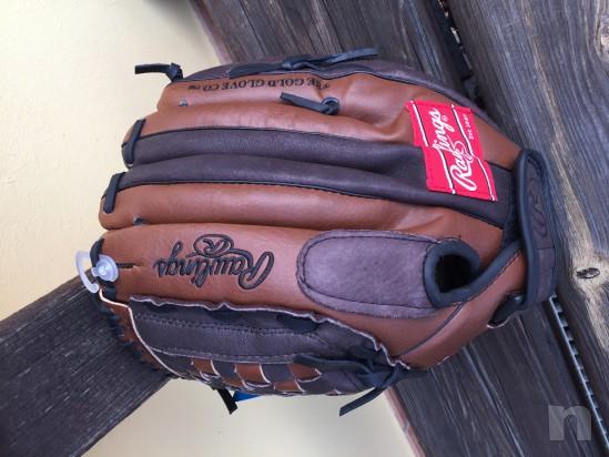Guantone da Baseball mancino Rawlings foto-13515