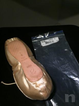 Punte scarpe danza classica foto-13522