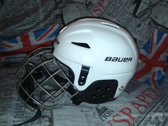 Casco da Hockey (ghiaccio o pista)  foto-7553