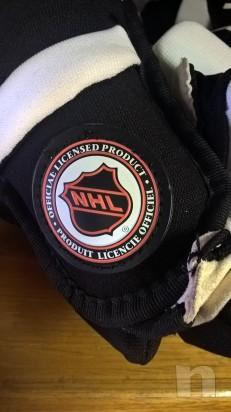 vendo guantoni hockey  foto-7554