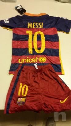 Completino Messi, taglia 6-7 anni foto-13646