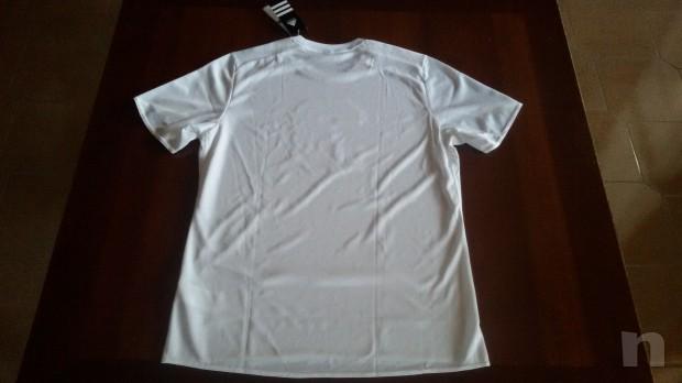 T-shirt uomo ADIDAS Climalite Running NUOVA tg. M  foto-13673