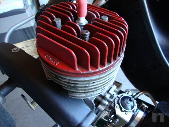 Go kart 100cc telaio Tony Kart motore PCR foto-13697