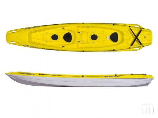 Kayak Bic sport Trinidad + 2 pagaie (TUTTO NUOVO E ANCORA IMPACCHETTATO) foto-13840