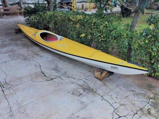 Canoa Monoposto foto-7708