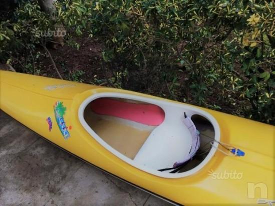 Canoa Monoposto foto-13854