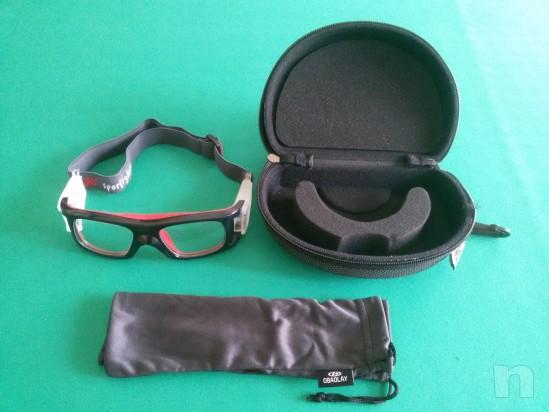 """Occhiali di protezione per lo sport """"NUOVI"""" foto-13968"""