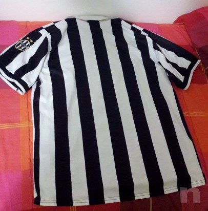 Maglia ufficiale Juventus 1998-1999 Originale foto-14016