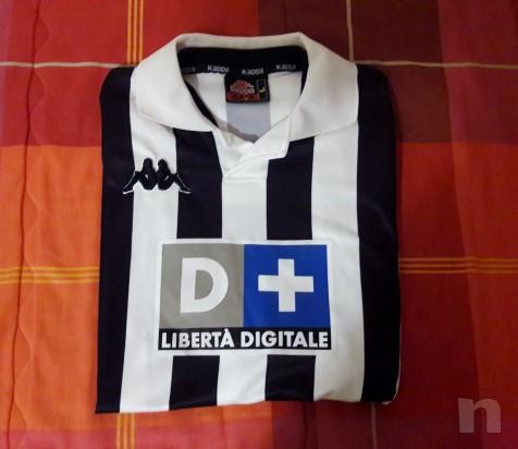 Maglia ufficiale Juventus 1998-1999 Originale foto-7799