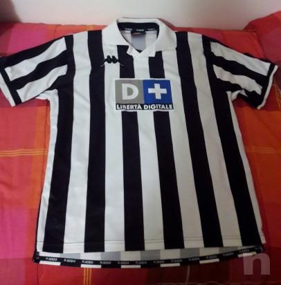 Maglia ufficiale Juventus 1998-1999 Originale foto-14014