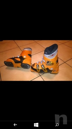 scarponi sci bambina foto-14318