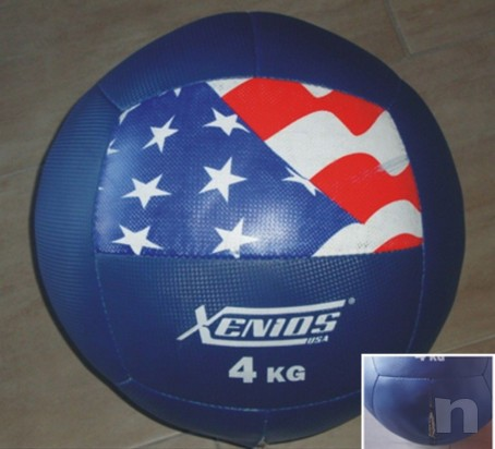 Crossfit - WALL BALL Xenios 4 kg - no Technogym foto-8008