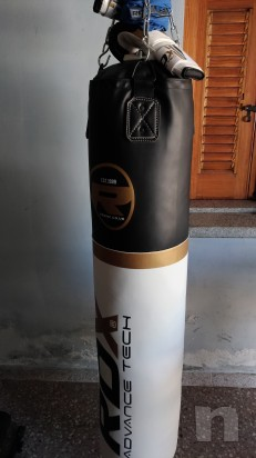 Sacco boxe professionale foto-8023