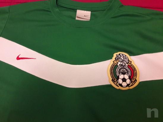 Maglia Nazionale Messico WORLD CUP 2006 foto-14529