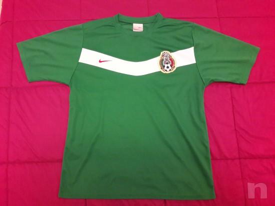 Maglia Nazionale Messico WORLD CUP 2006 foto-14528