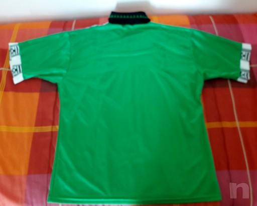 Maglia Nazionale Nigeria Mondiali di Calcio USA 94 foto-14549