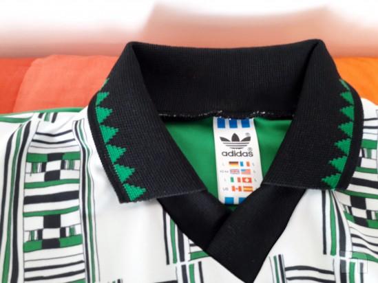 Maglia Nazionale Nigeria Mondiali di Calcio USA 94 foto-14547