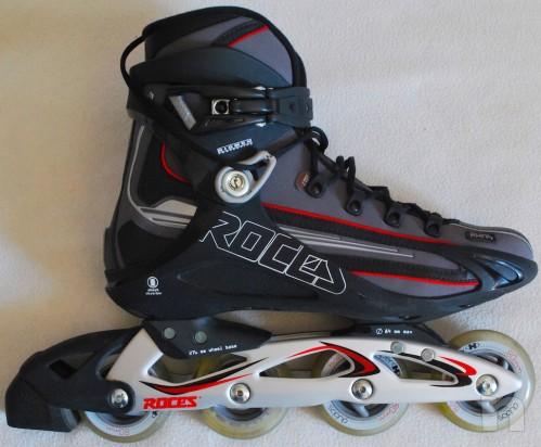 Pattini in linea ROCES Tempexta Blu - Roller e pattinaggio su ghiaccio 44 foto-809