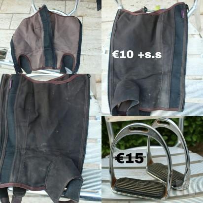 Vendo materiale equitazione foto-14612