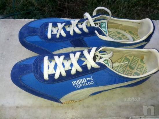 Scarpe chiodate per atletica PUMA, num. 42 foto-14646