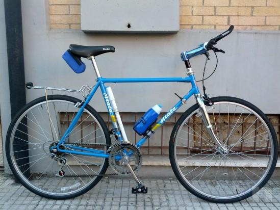 Bicicletta Citybike Atala Anni 80 Ristrutturata