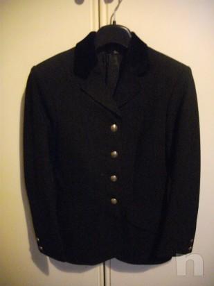 giacca e pantaloni equitazione foto-8116