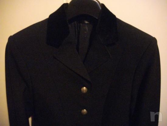 giacca e pantaloni equitazione foto-14666