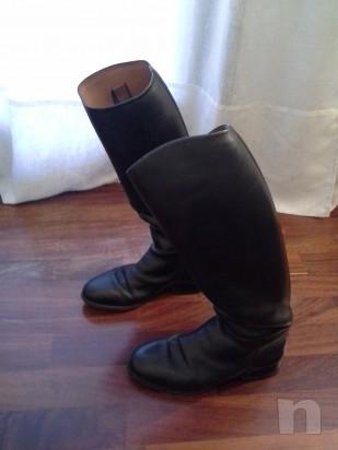 Vendo stivali in pelle da equitazione  foto-14676